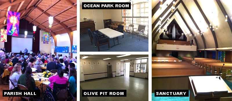 Mt Olive Lutheran Church of Santa Monica - Event Space Rental