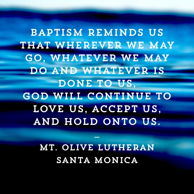 quote Baptism