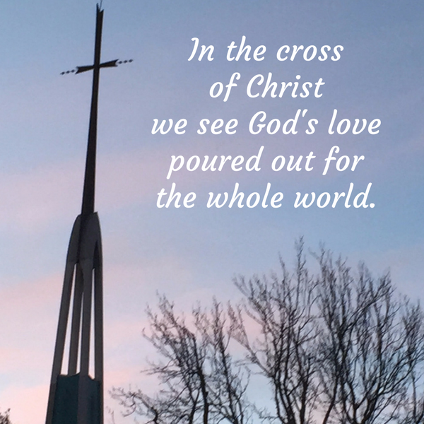 Quote crossOfChrist