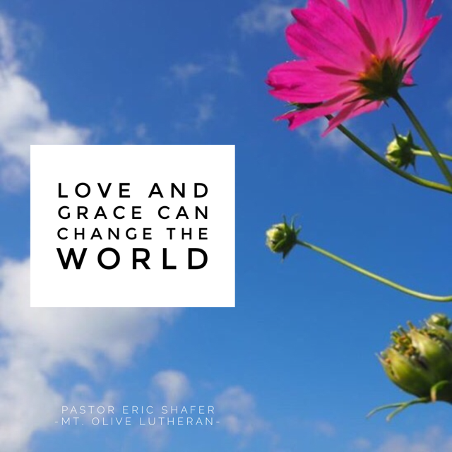 quote graceChangesWorld